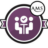 AMS Onboarding Badge